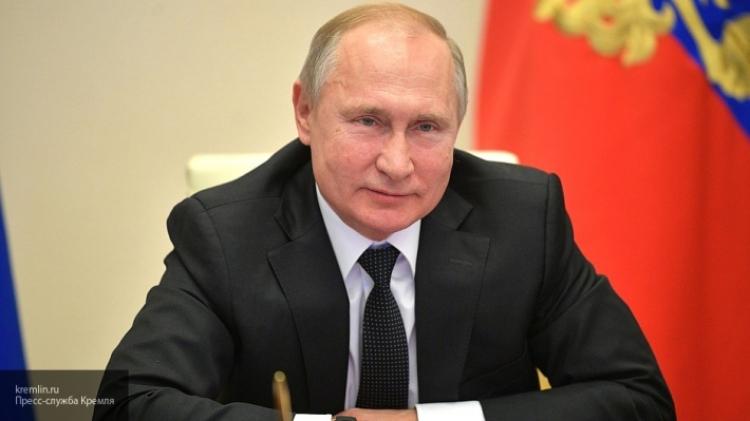 В.В. Путин направил приветствие победителям XX Всероссийского конкурса «Инженер года – 2019» и лауреатам молодёжной премии «Надежда России»